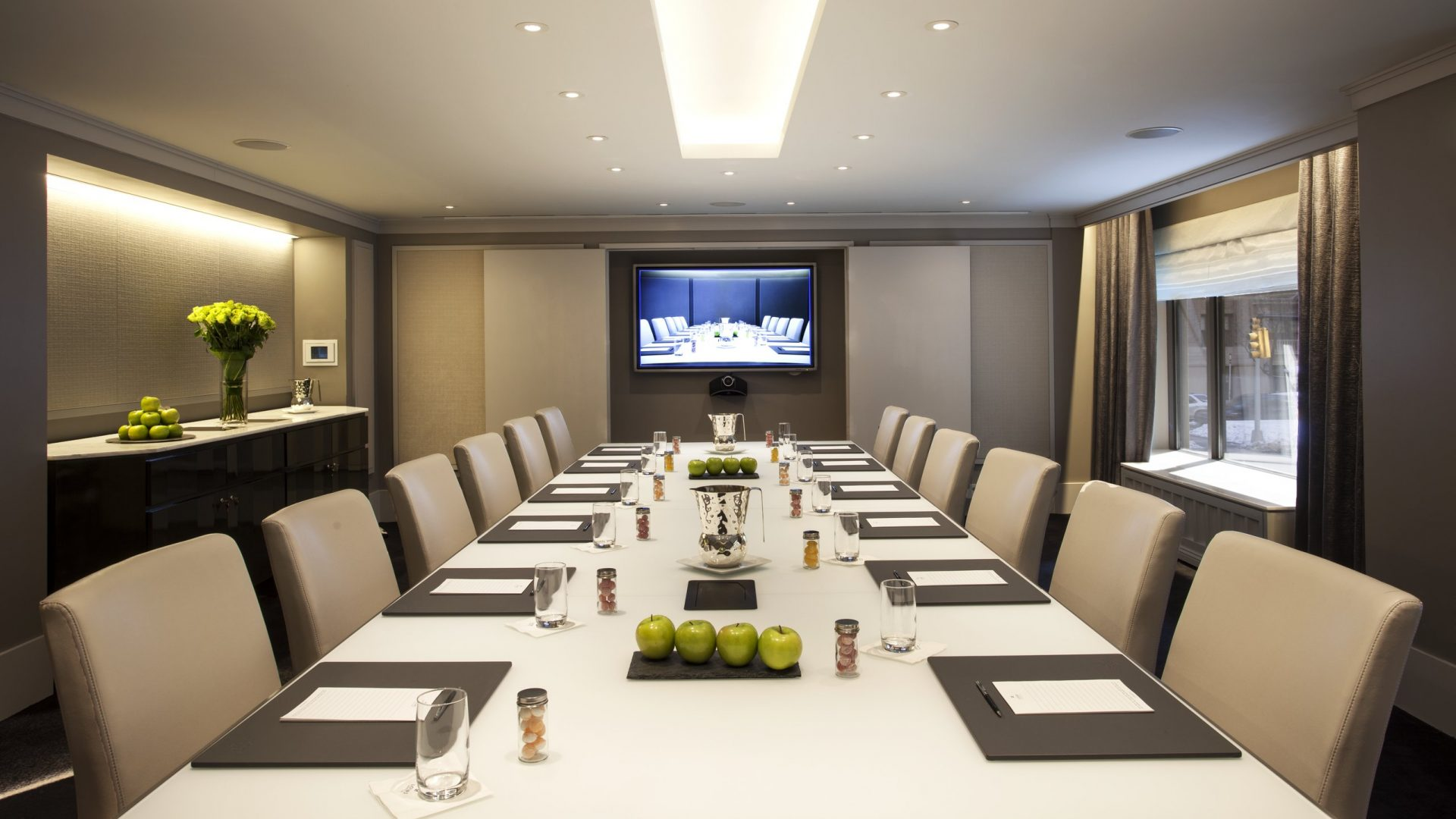 Sheep Meadow Meeting Room | Loews Regency New York Hotel