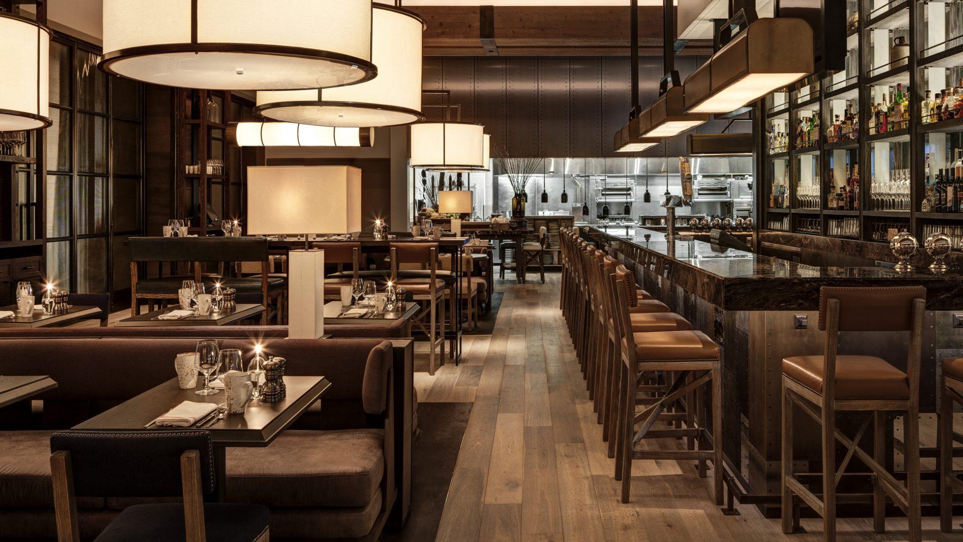 Bank bourbon restaurant lowes philadelphia hotel