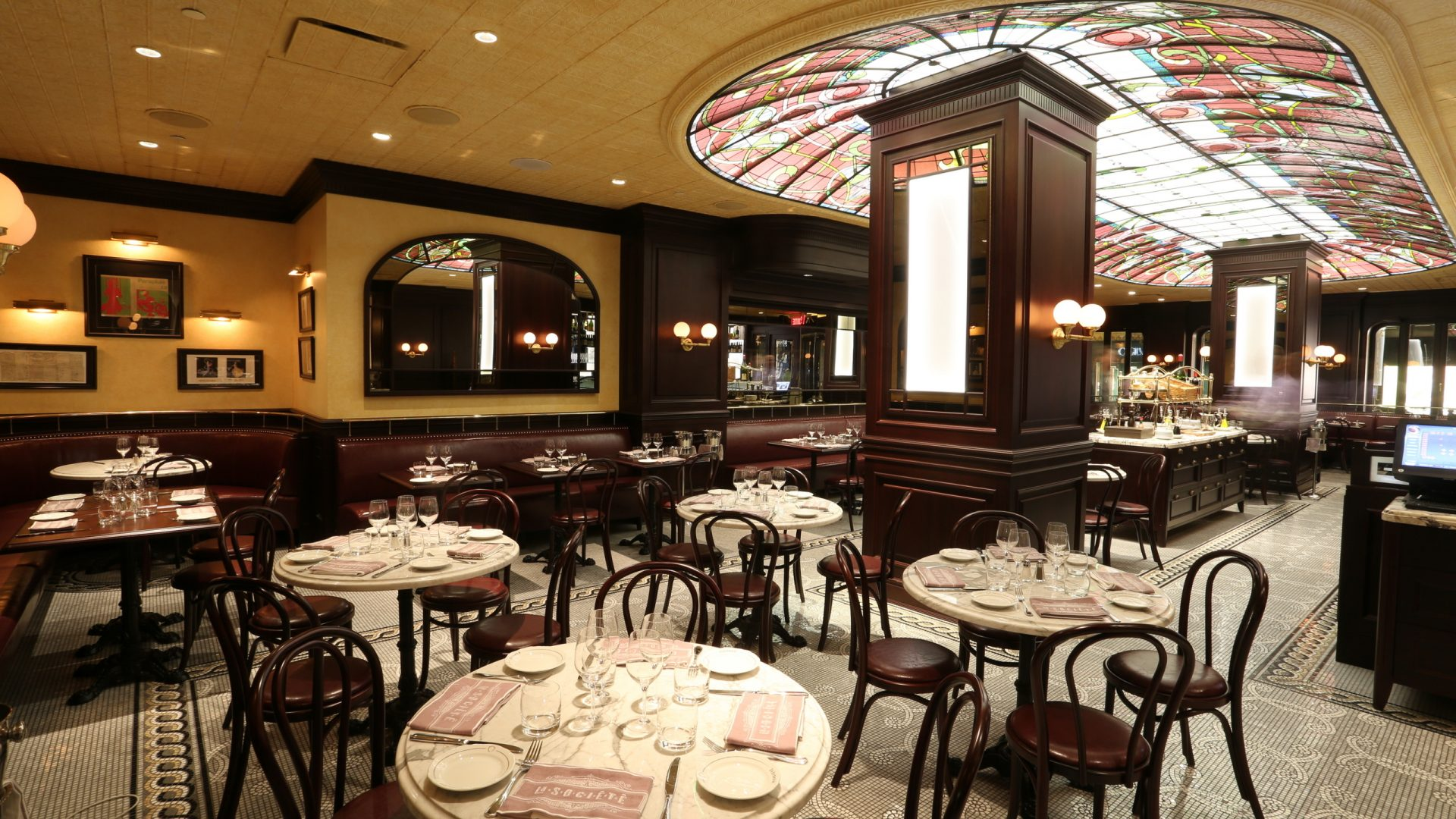 La Societe Bistro | Dining Room | Loews Hotel Vogue