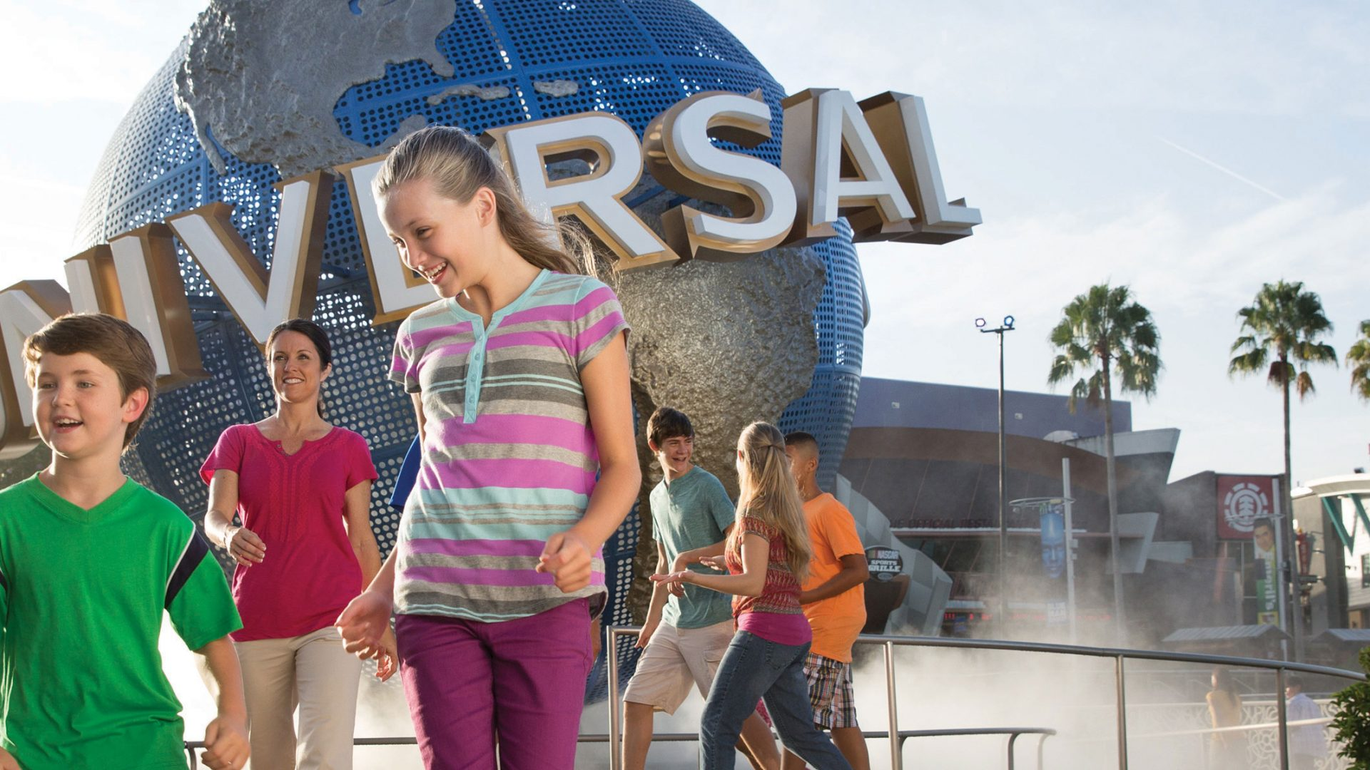Family Travel at Universal Orlando Resorts