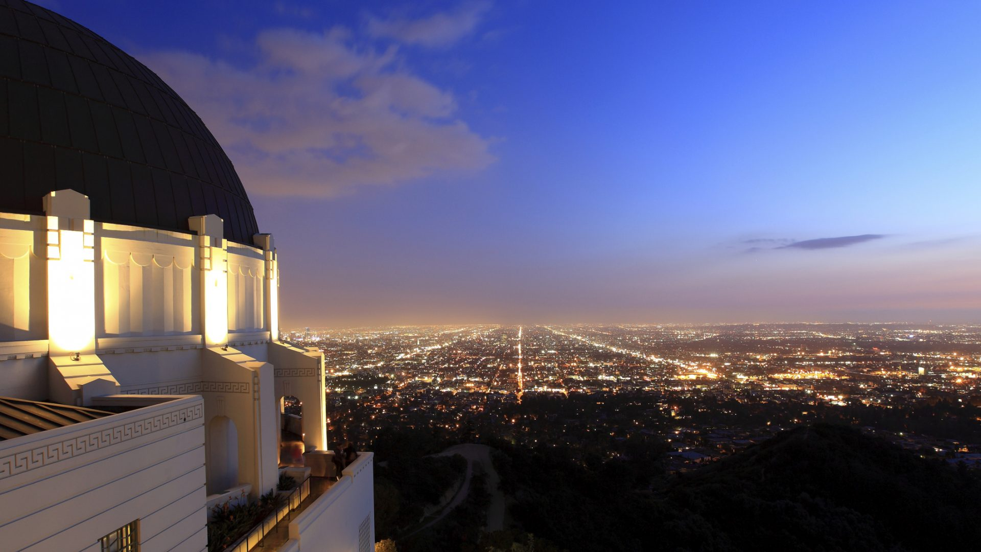 Griffith Park Observatory | Loews Hollywood Hotel