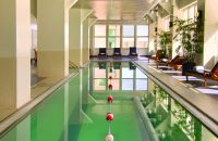 Indoor Lap Pool | Loews Philadelphia Hotel