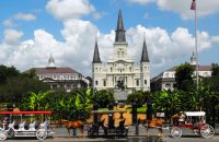 Jackson Square | Loews New Orleans Hotel