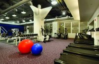 Fitness Center | Loews Philadelphia Hotel