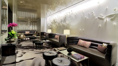 Sala de estar en el lobby | Loews Regency New York Hotel