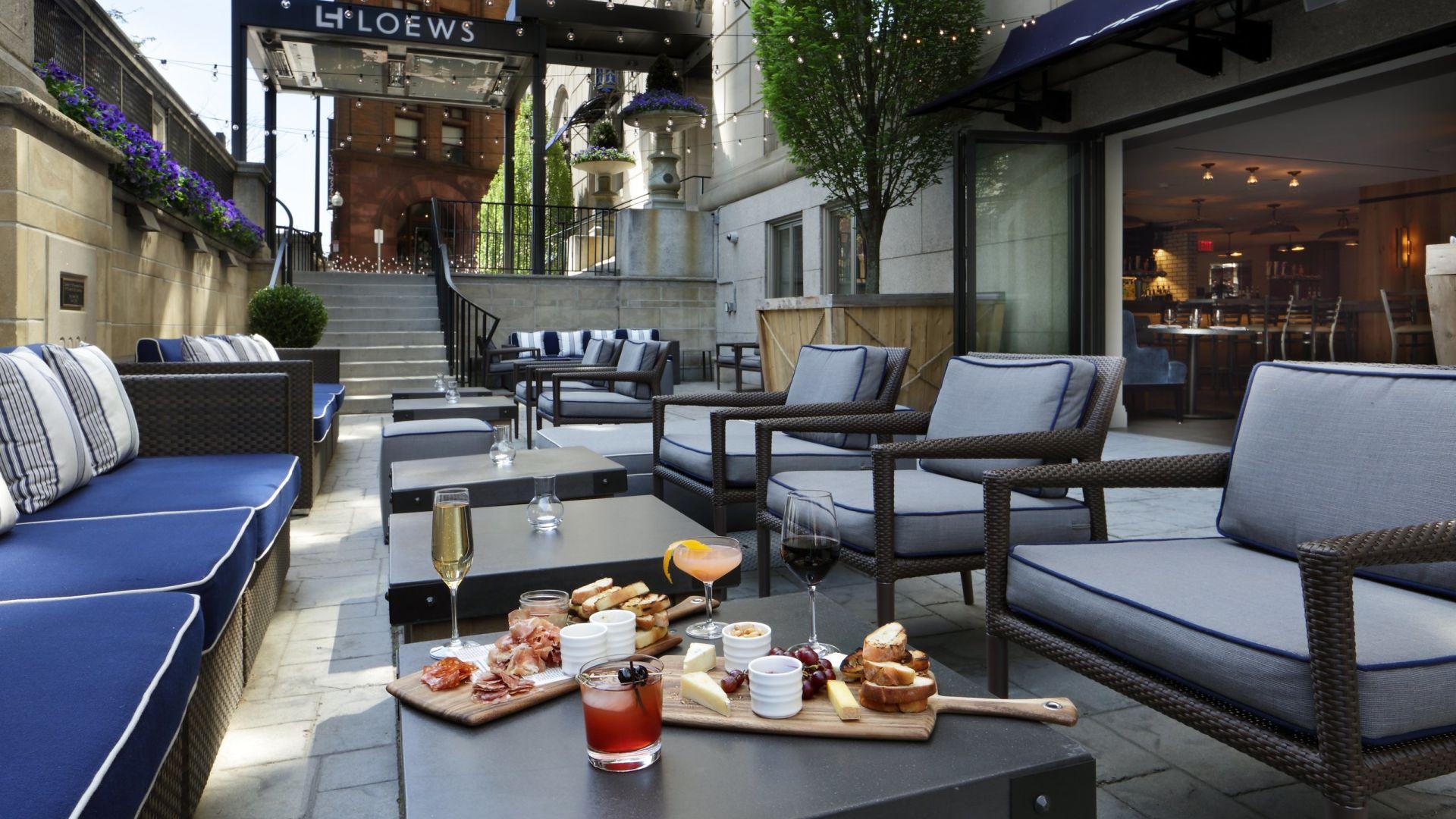 Luxury Hotel In Boston Boston Hotels Loews Boston