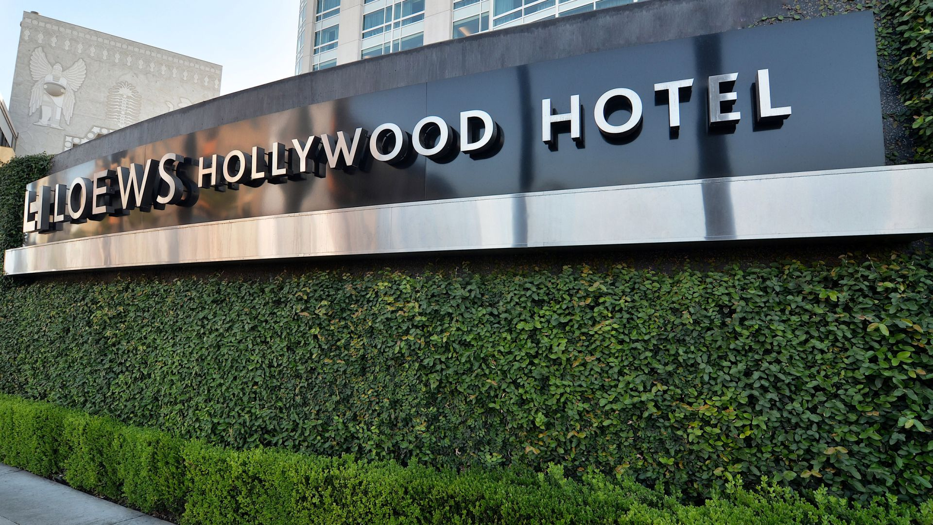 Loews Hollywood Hotel exterior
