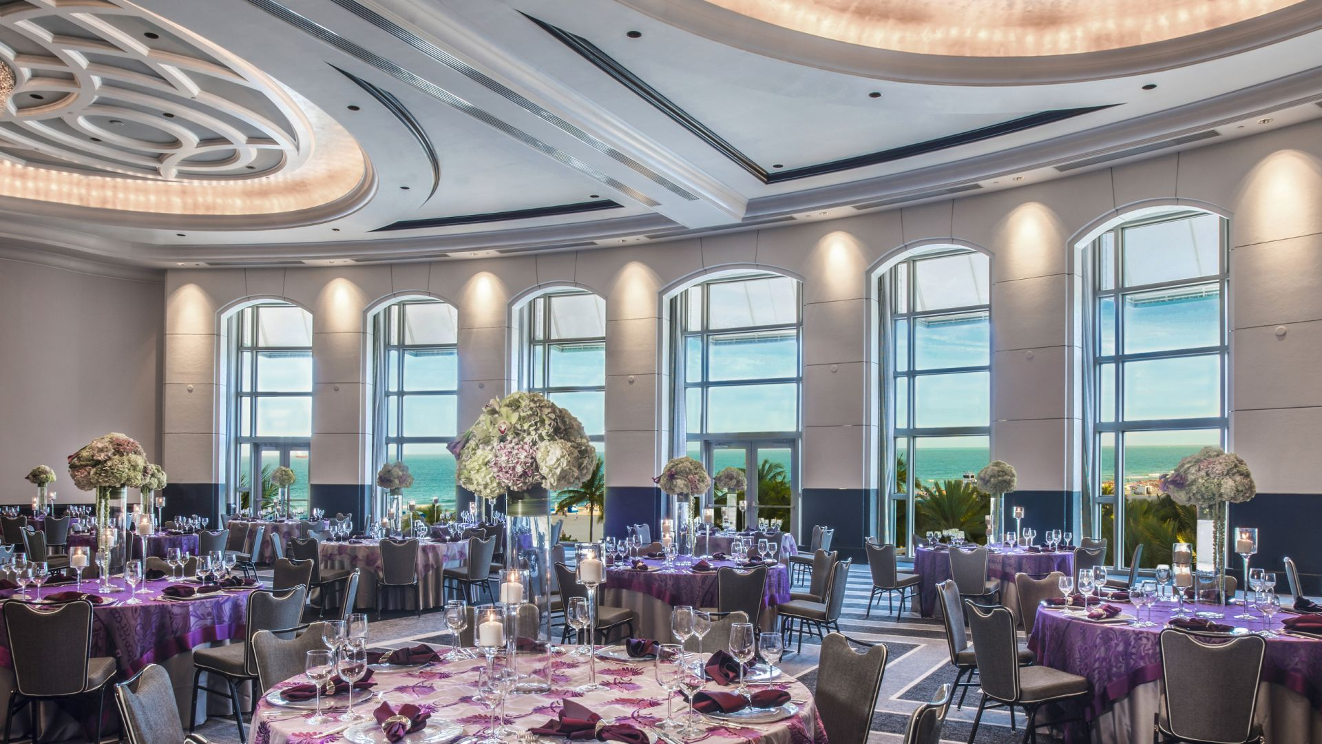 Miami Beach Wedding Venues Loews Hotels Florida