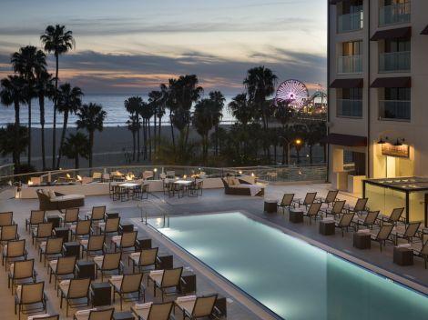 Santa Monica Spa Resorts
