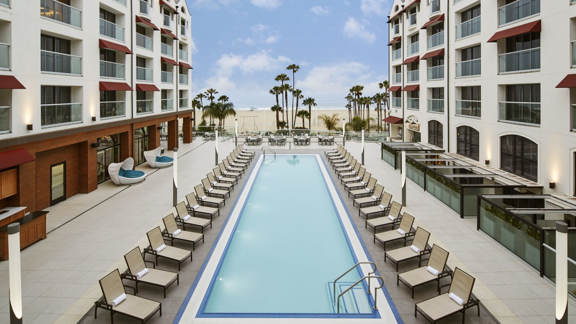 Loews Hotel Santa Monica Rooms
