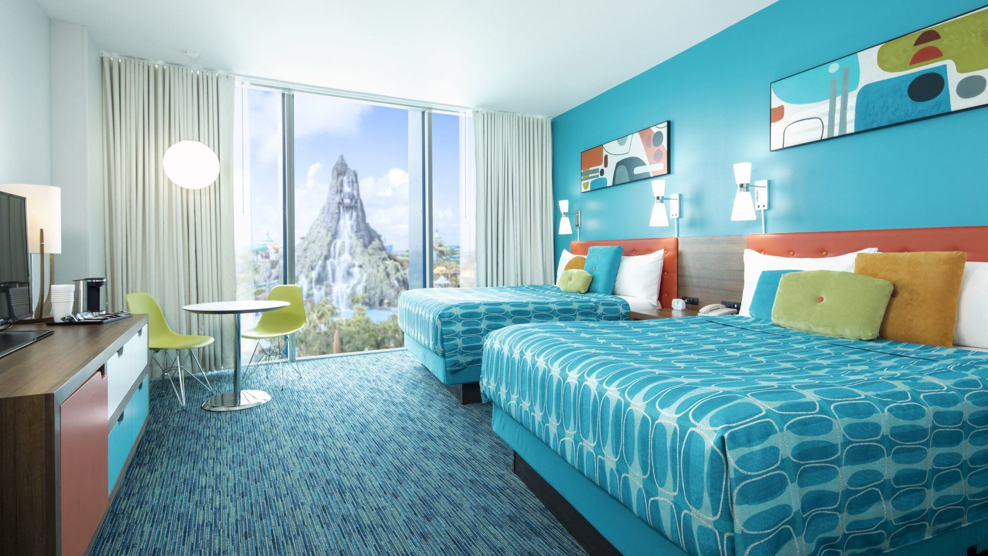 Cabana Bay Beach Resort Universal Studios Orlando Resort Orlando