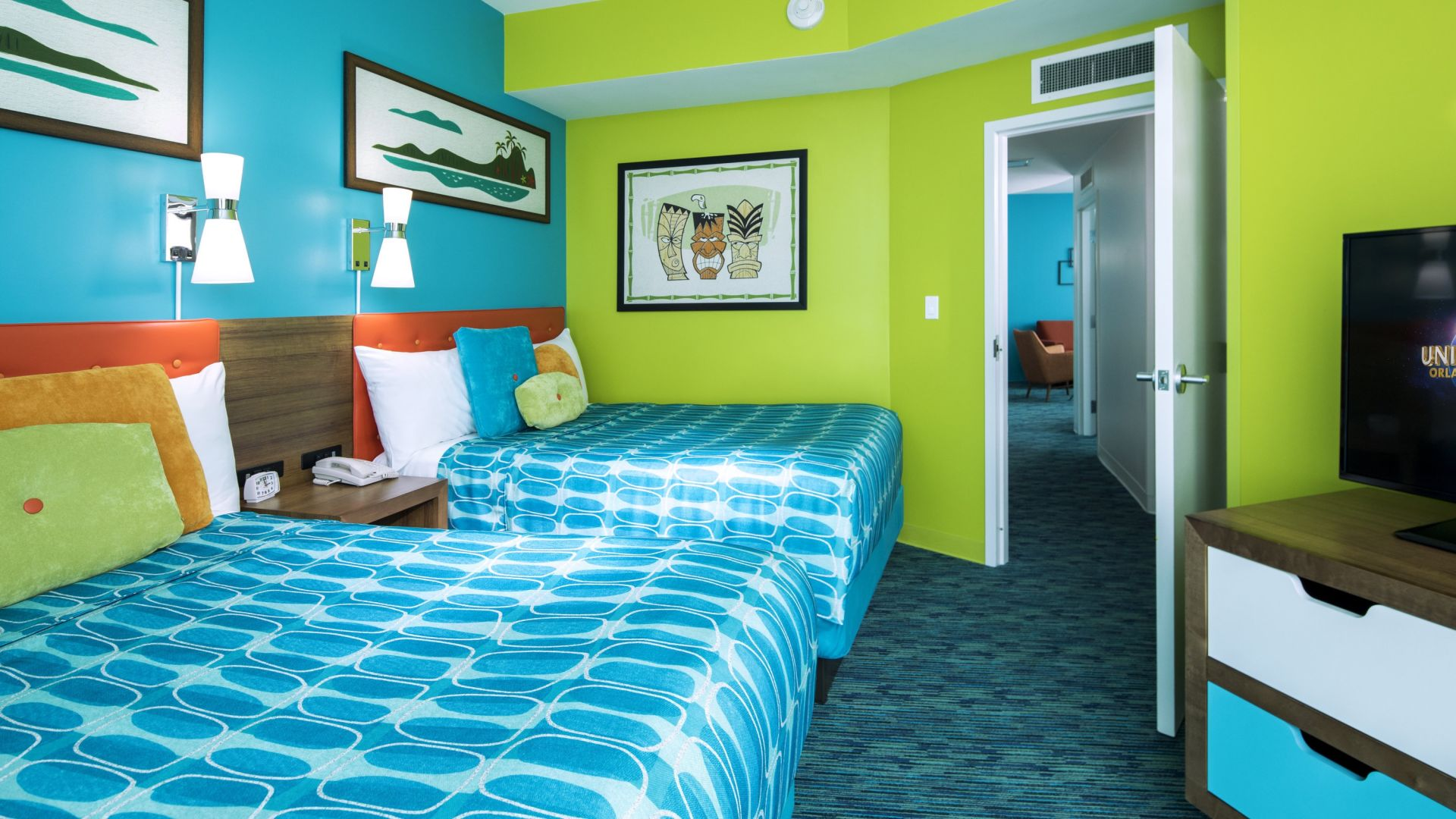 Suites | Cabana Bay Beach Resort | Hotels Near Universal Orlando