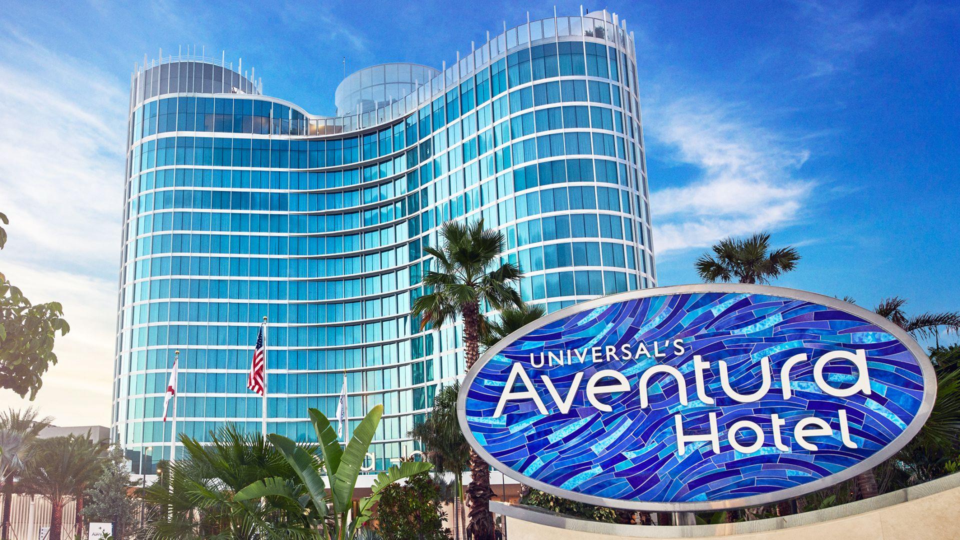 Universals Aventura Hotel Orlando
