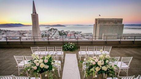 Wedding | Loews Regency San Francisco