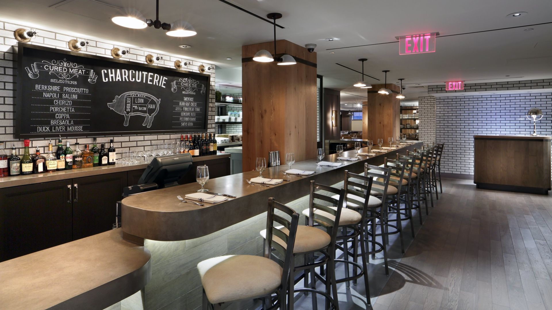 Precinct Bar | Precinct Kitchen + Bar | Loews Boston Hotel