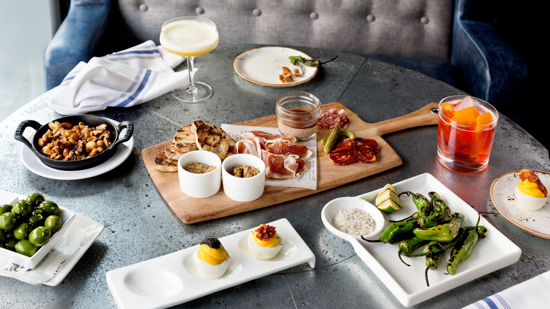 Charcuterie Board | Precinct Kitchen + Bar | Loews Boston Hotel