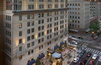 Exterior of Loews Boston Hotel
