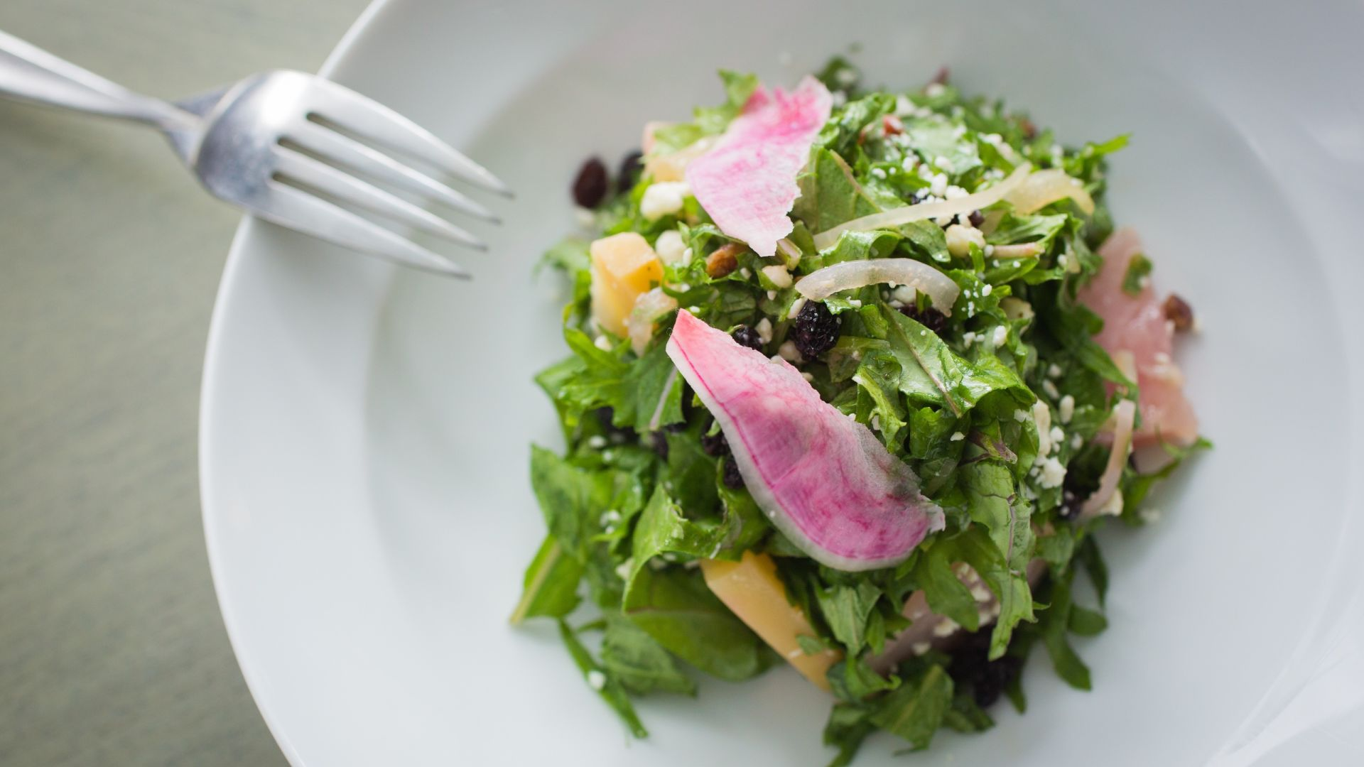 Kale & Beet Salad | In Room Dining | Loews Hollywood Hotel