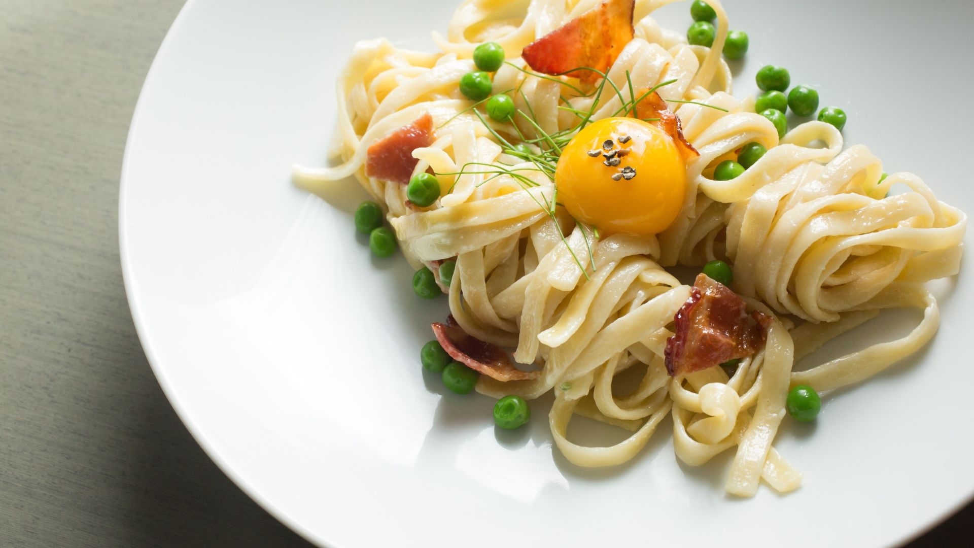 Carbonara de Preston's | Loews Hollywood Hotel