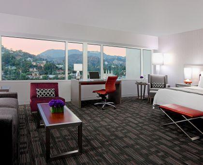 Studio Suite King | Loews Hollywood Hotel