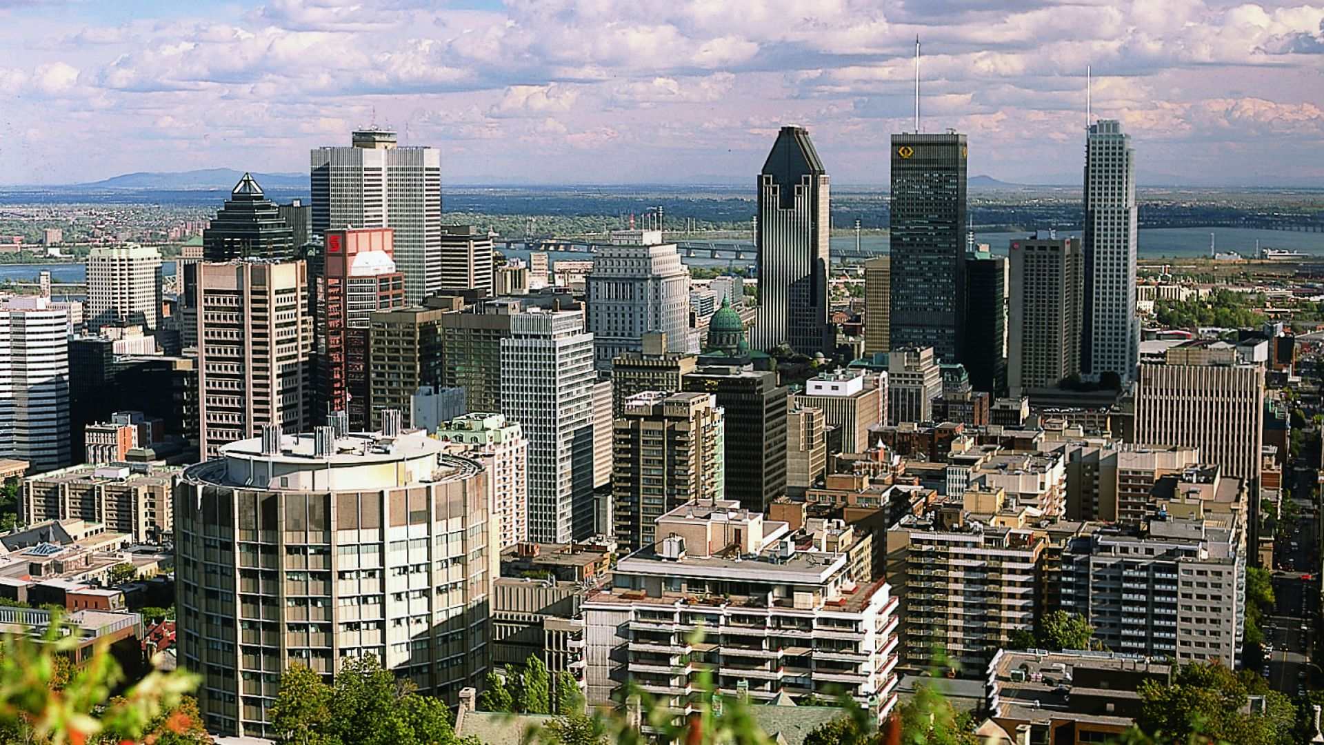 Montreal City View | Loews Hotel Vogue