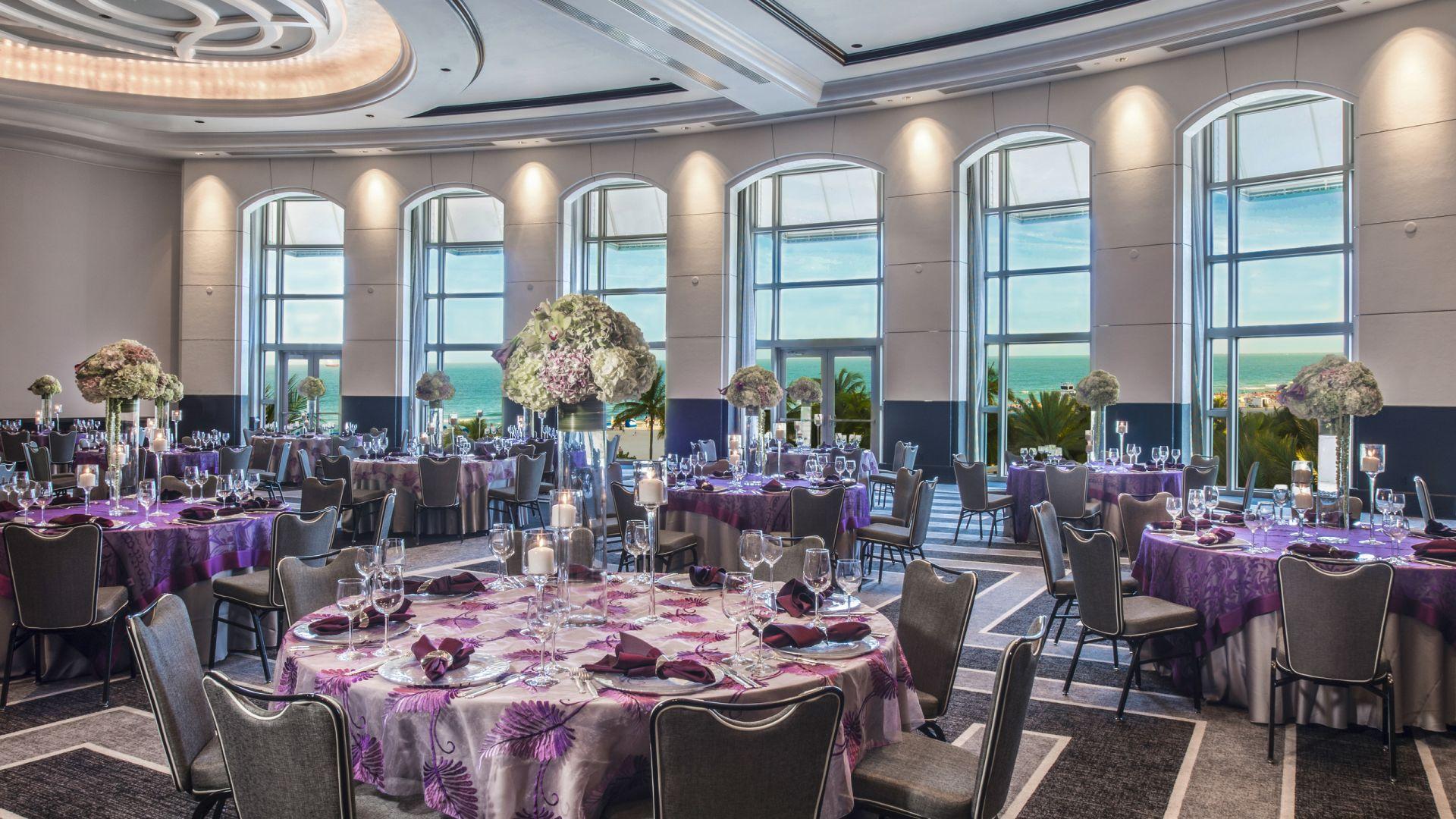 American Ballroom   Loews Miami Beach Hotel