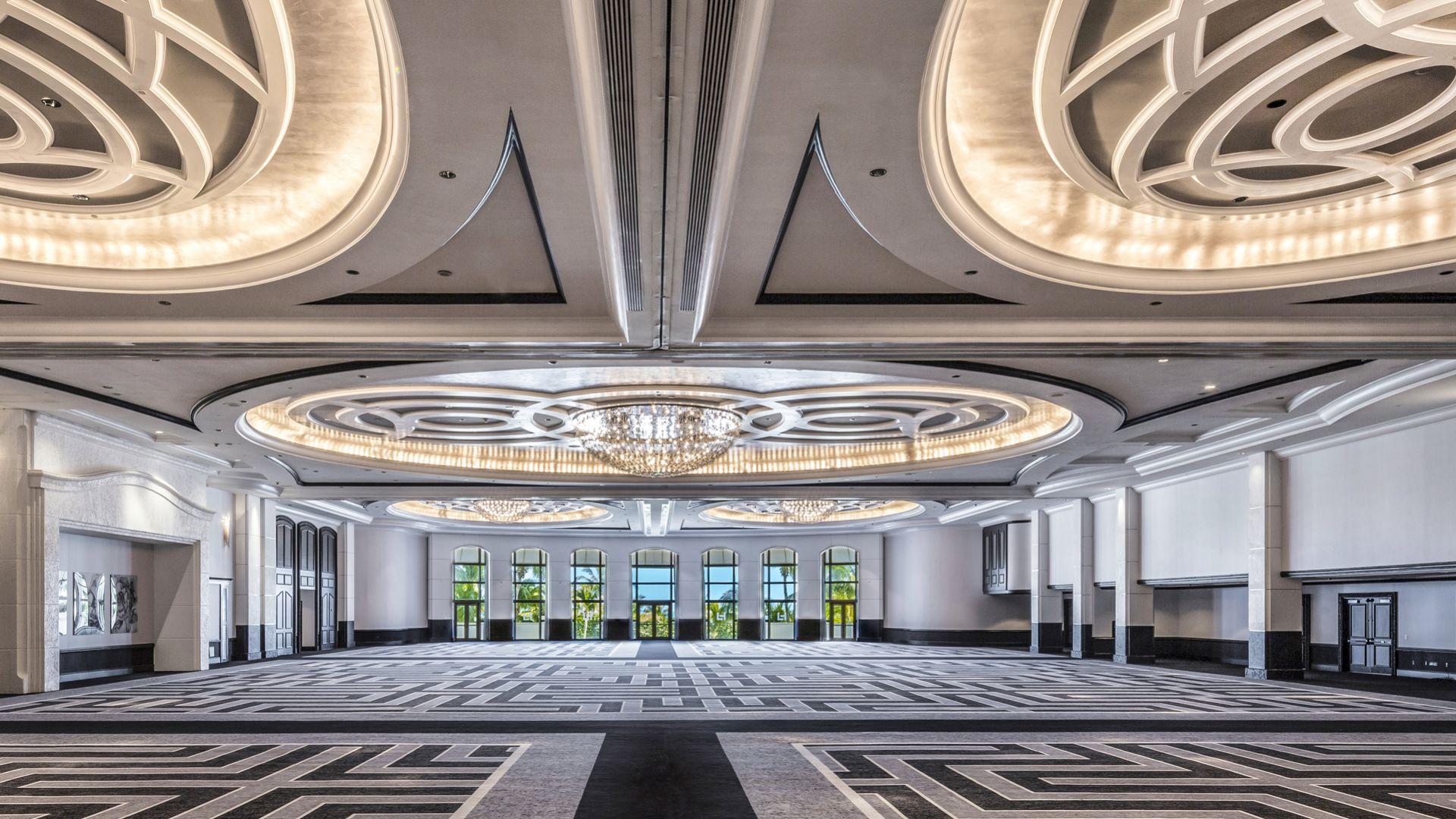 Americana Ballroom - Vista para o mar | Loews Miami Beach Hotel