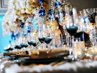 Wedding Glassware | Loews New Orleans Hotel