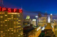 Horizonte de Filadelfia   PSFS   Loews Philadelphia Hotel