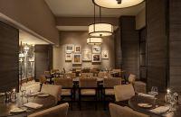 Comedor privado del Bank & Bourbon | Loews Philadelphia Hotel