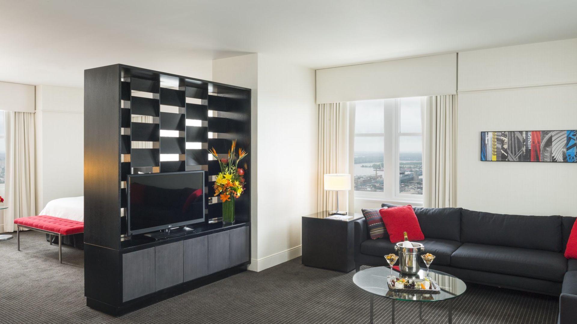 Suite   Loews Philadelphia Hotel