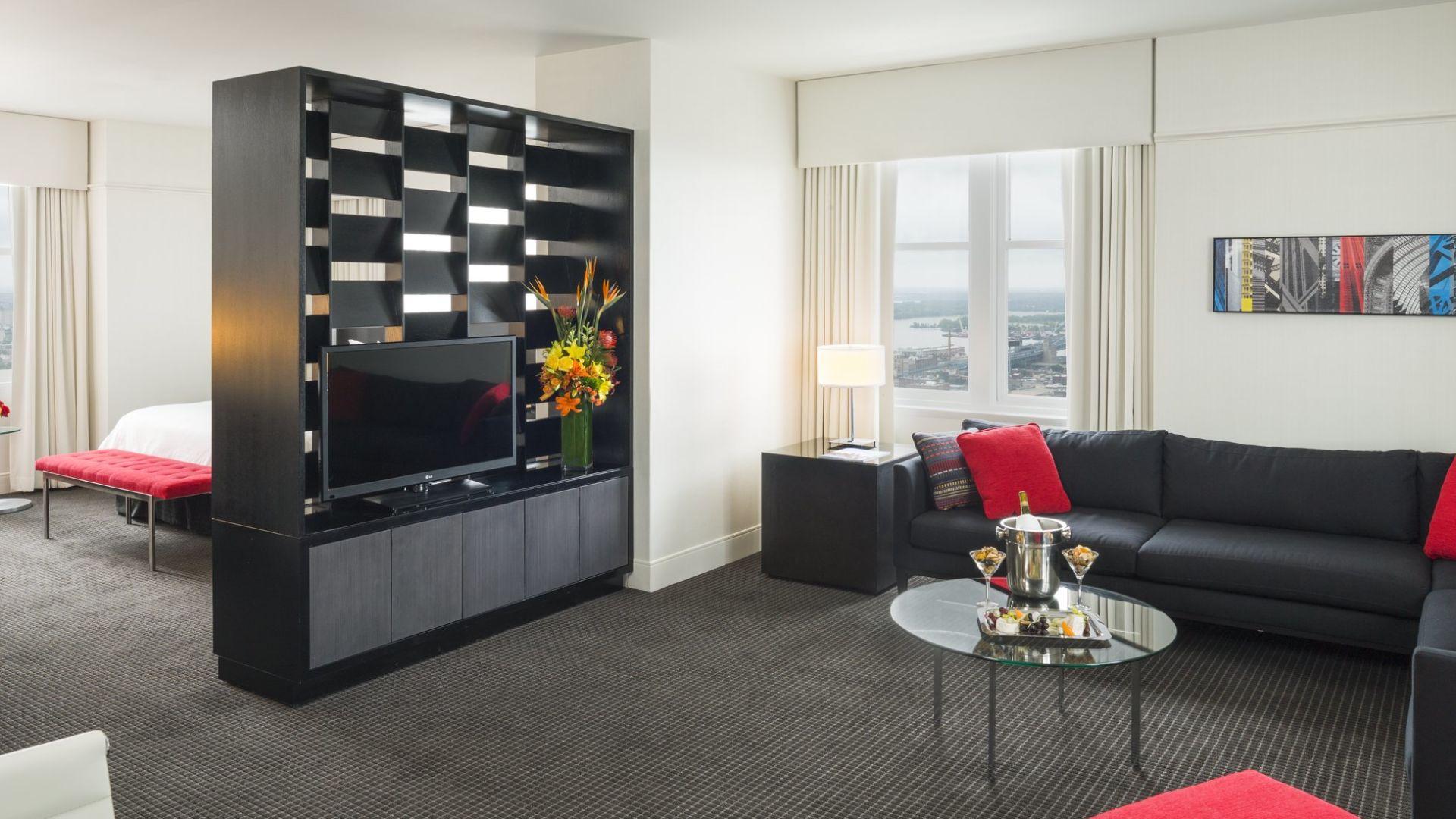Suite | Loews Philadelphia Hotel