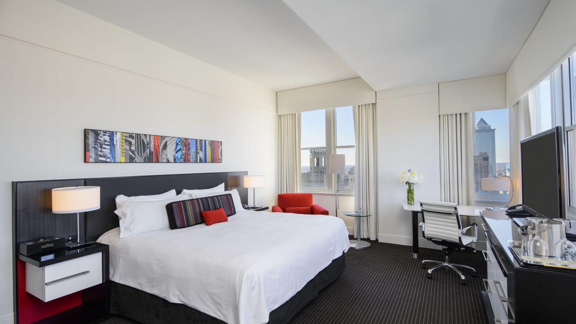 King de lujo | Loews Philadelphia Hotel