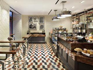 Sant Ambroeus Coffee Bar | Loews Regency New York Hotel