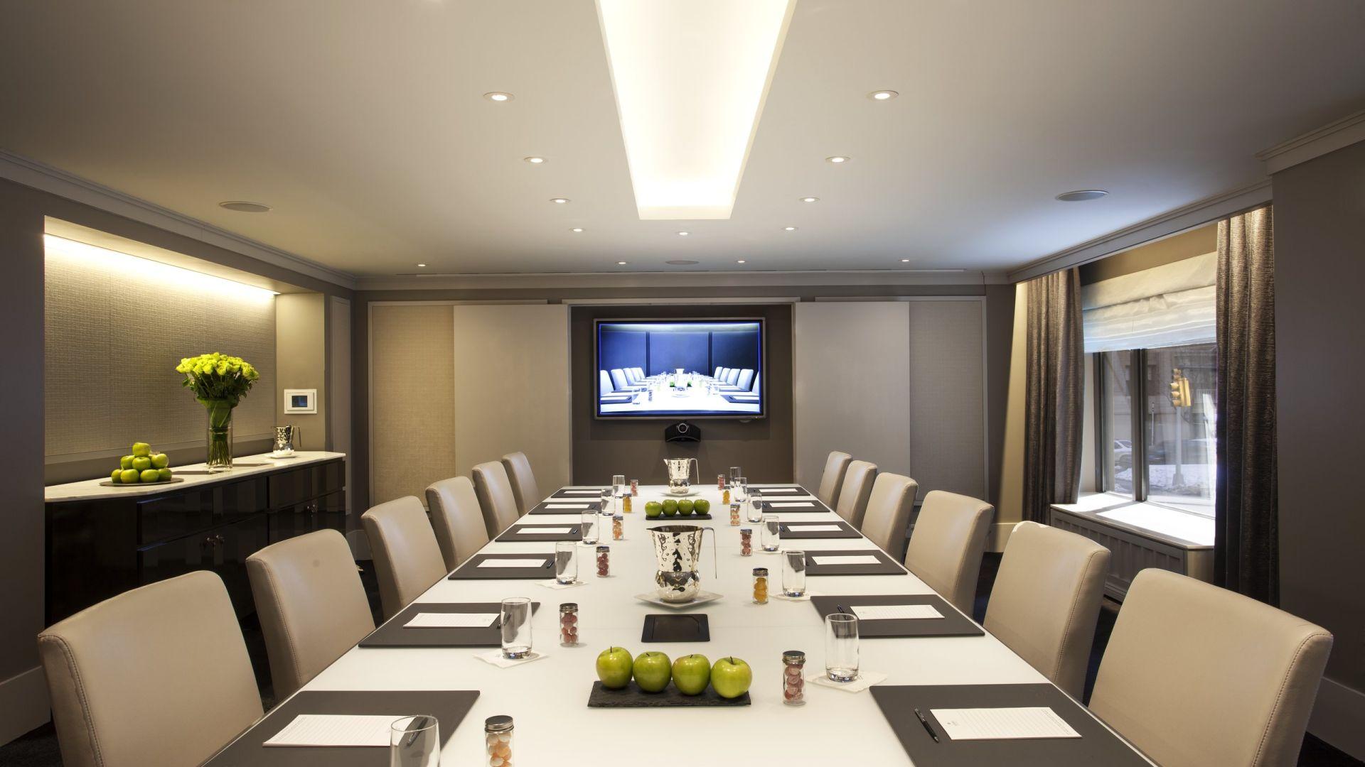 Sheep Meadow Meeting Room   Loews Regency New York Hotel