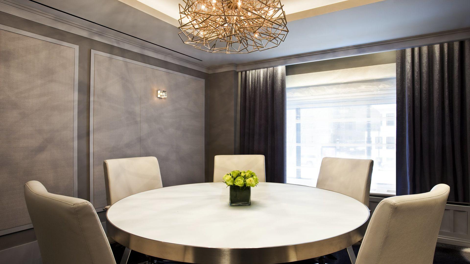 Salle de réunion Conservatory | Loews Regency New York Hotel