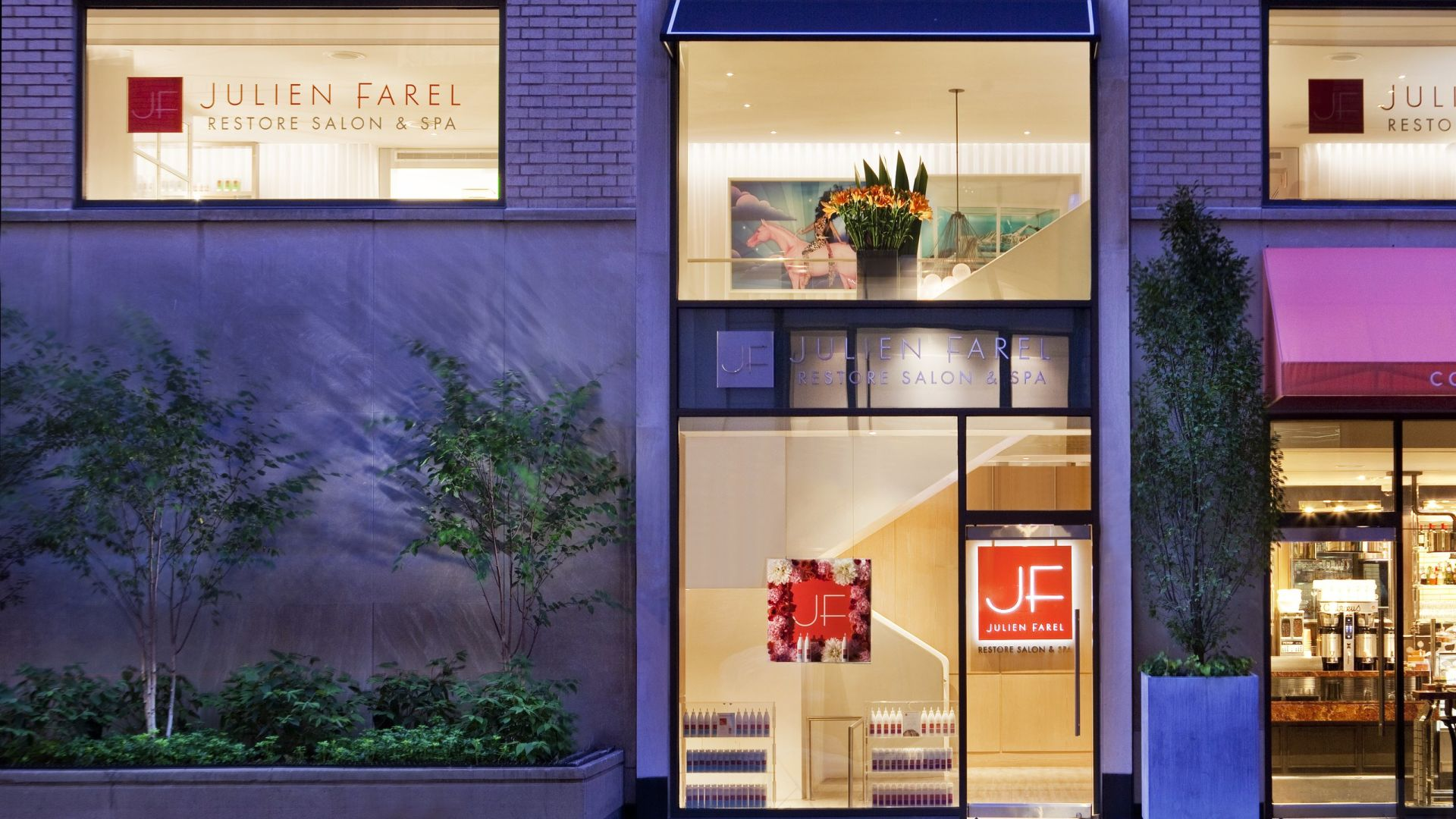 Julien Farel Restore Salon & Spa Exterior | Loews Regency New York Hotel