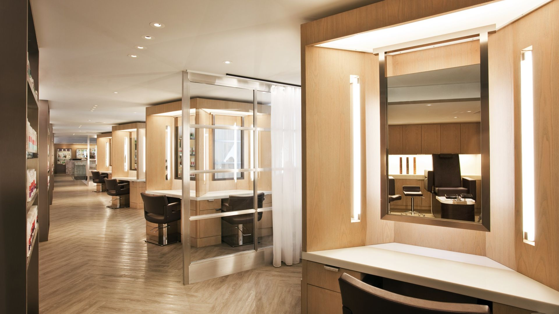 Hairdressing Stations | Julien Farel Restore Salon & Spa | Loews Regency New York Hotel