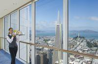 San Francisco Restaurants Loews Regency San Francisco