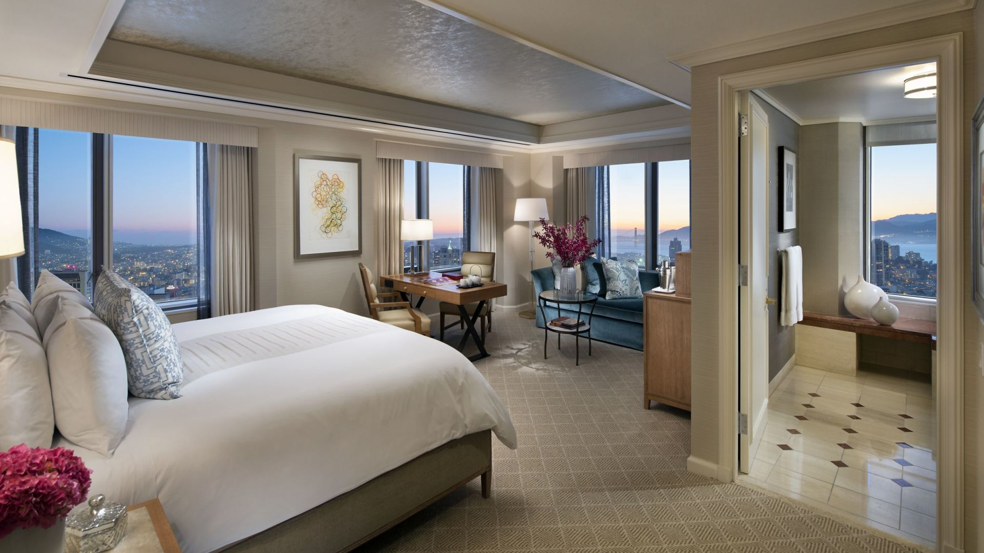 Luxury Suites In San Francisco Loews Regency