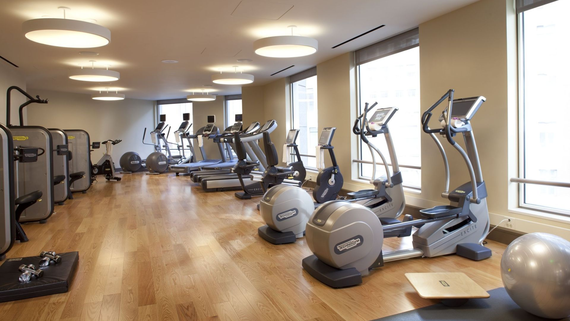 Centro de fitness | Loews Regency San Francisco
