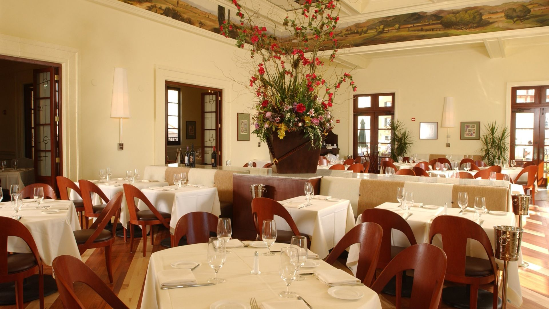 Bice Restaurant at Loews Portofino Bay Hotel