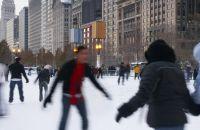 Patinaje sobre hielo en el centro de Chicago | Loews Chicago Hotel