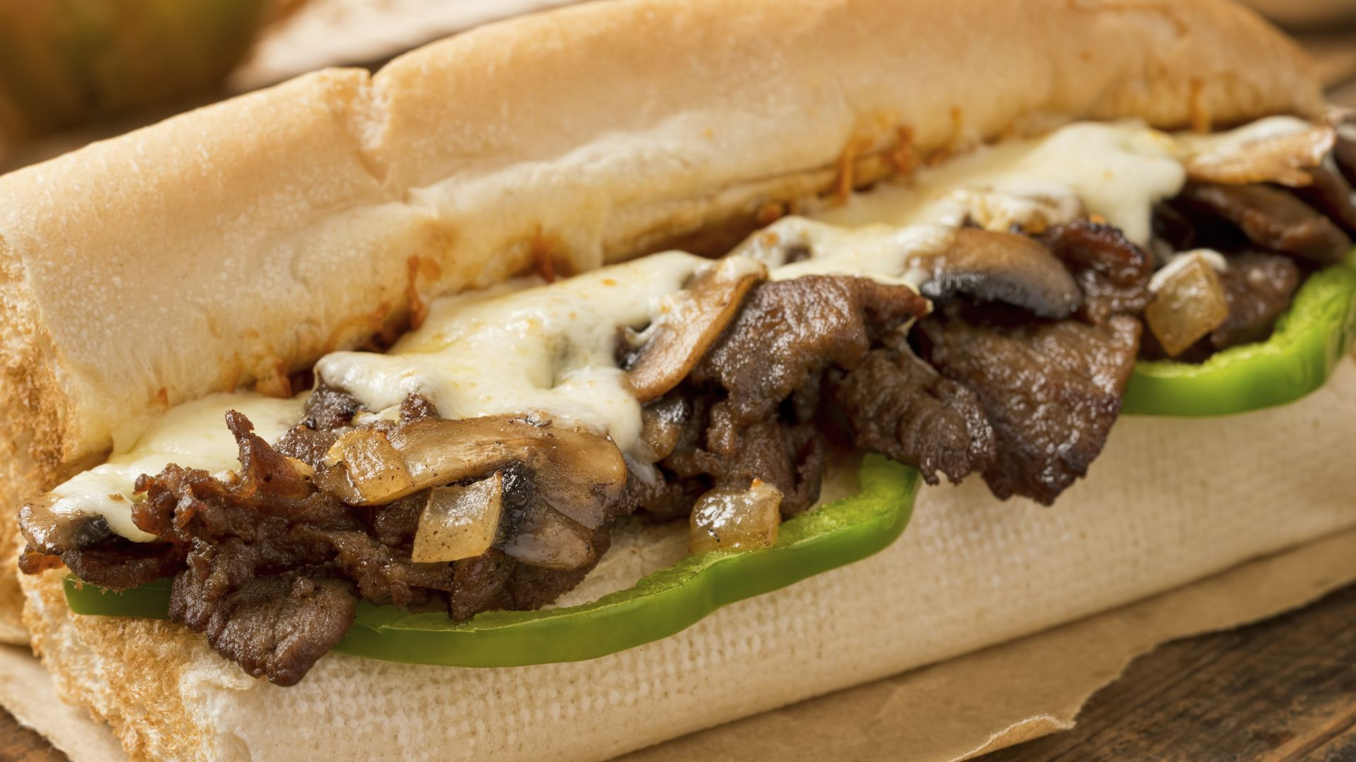 Philly Cheese Steak | Loews Philadelphia Hotel