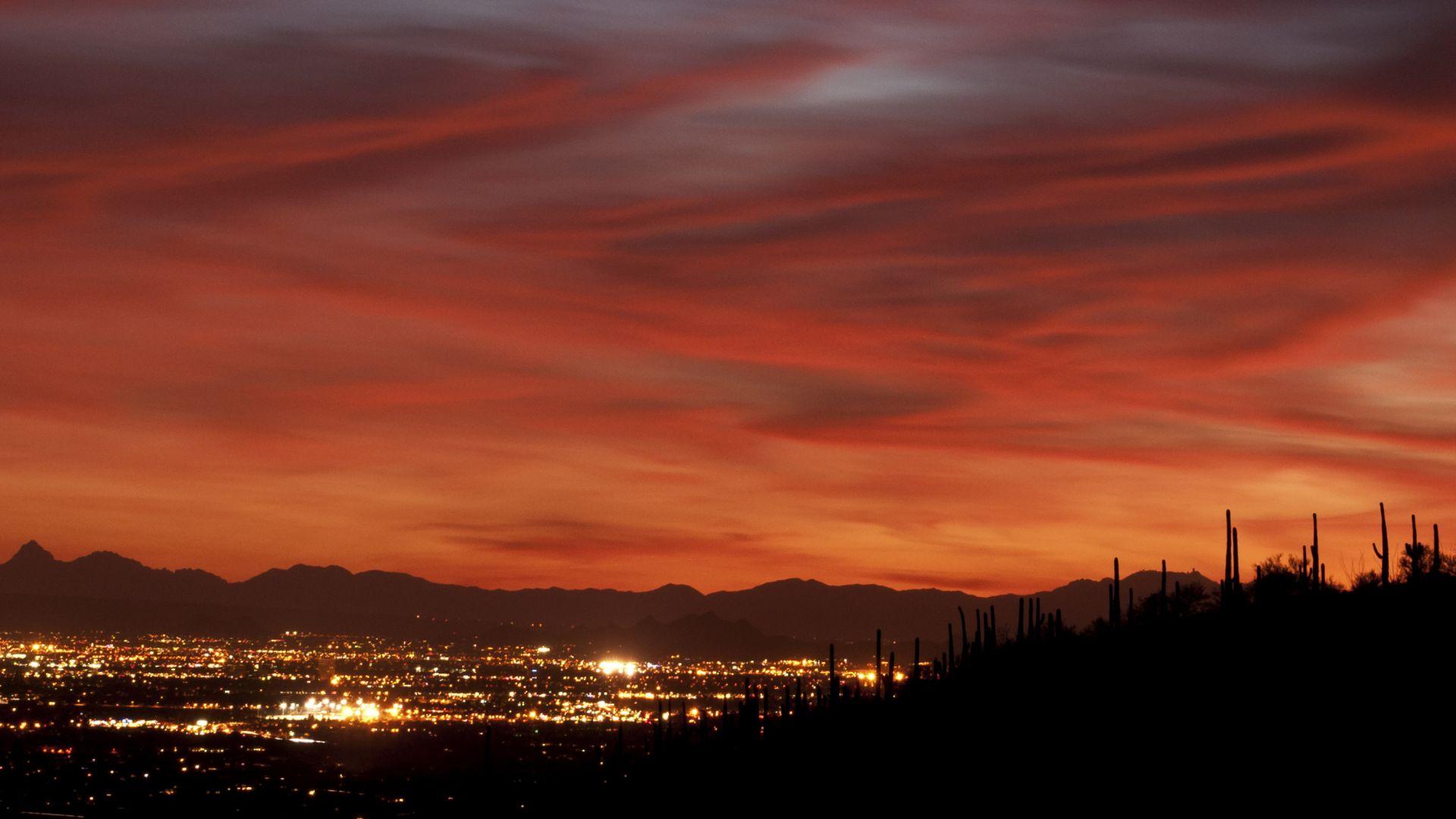 Luces de la ciudad de Tucson | Loews Ventana Canyon Resort