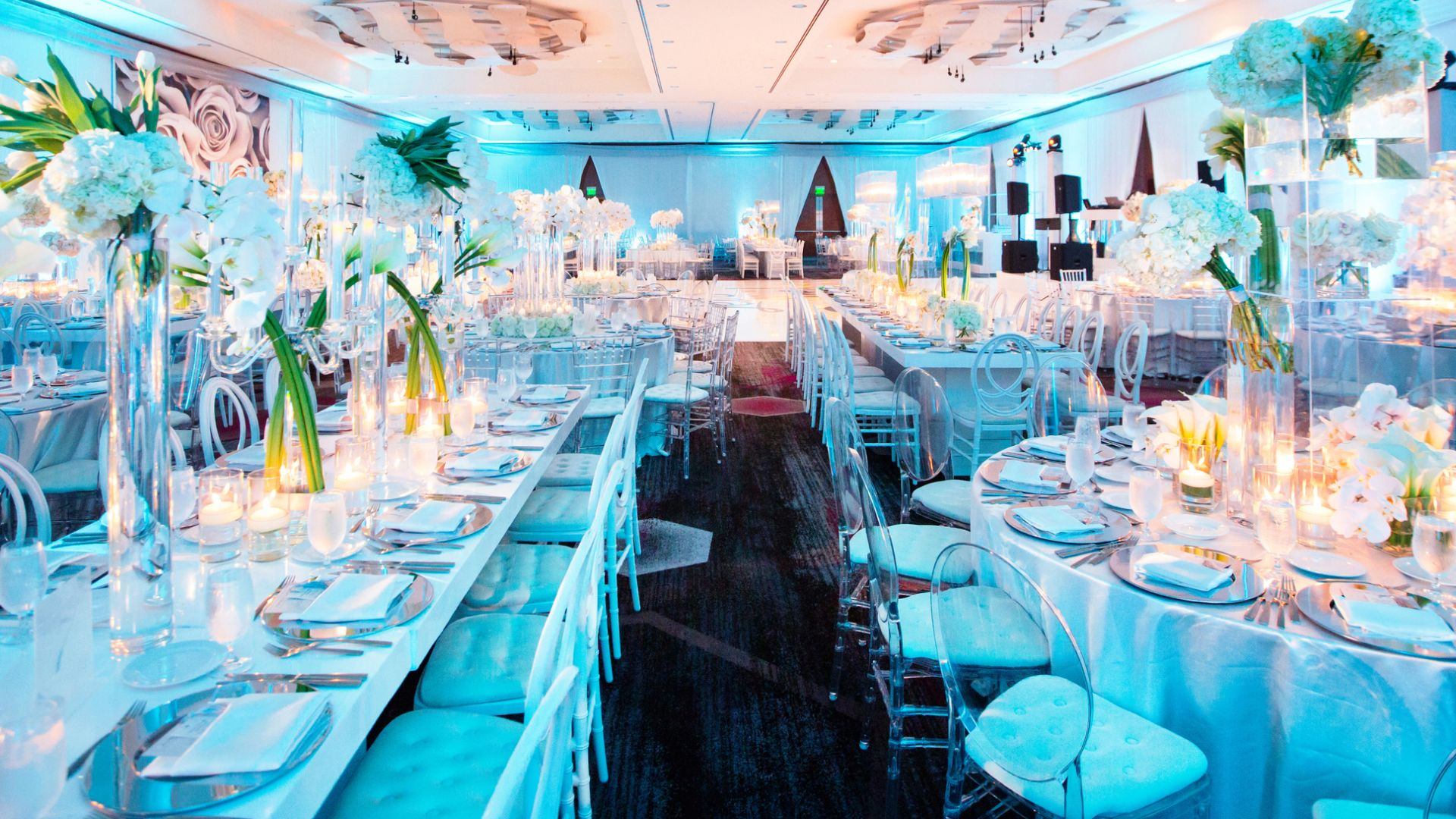 Wedding Set-Up | Loews Hollywood Hotel