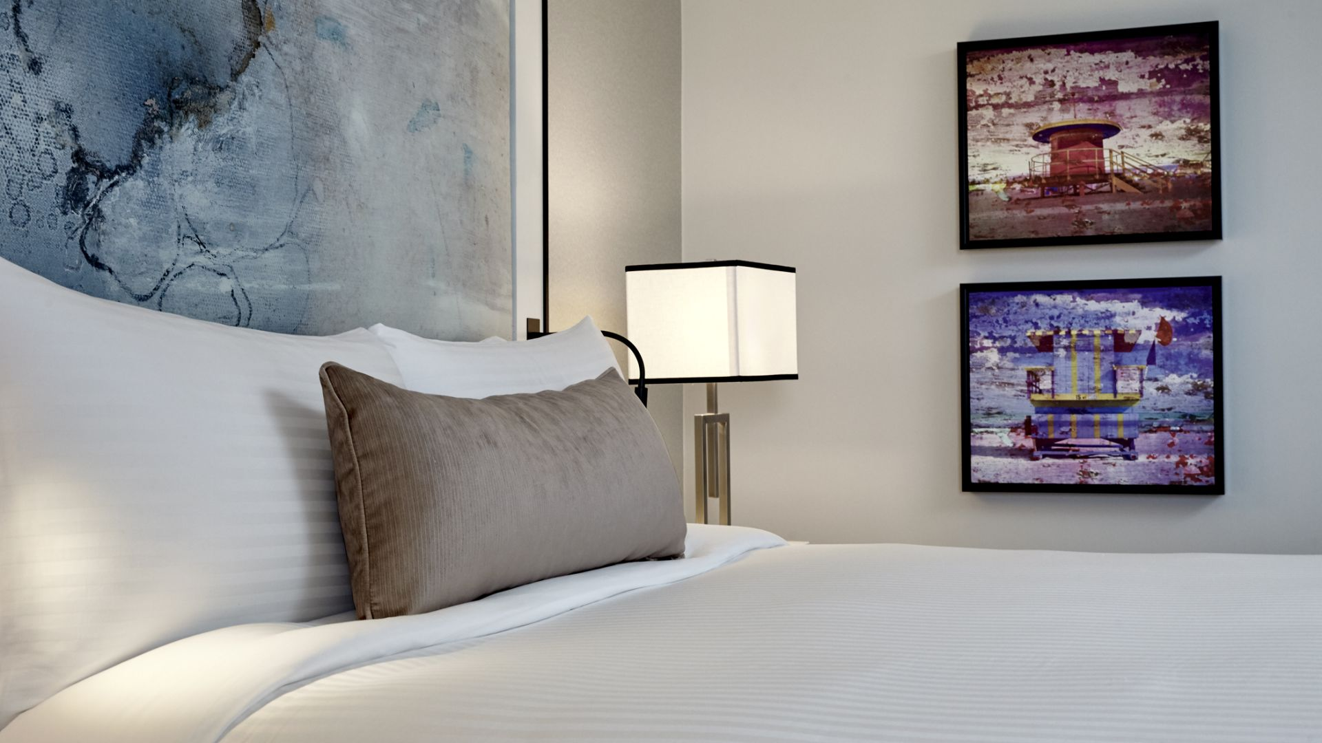 Chambre lit King | Loews Miami Beach Hotel