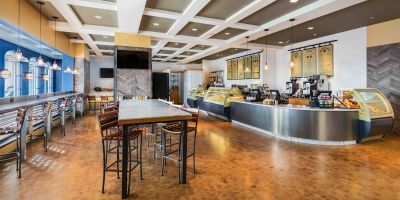 Crown Landing Bar en Loews Coronado Bay Resort