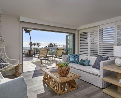 Suite Boho | Loews Santa Monica Beach Hotel