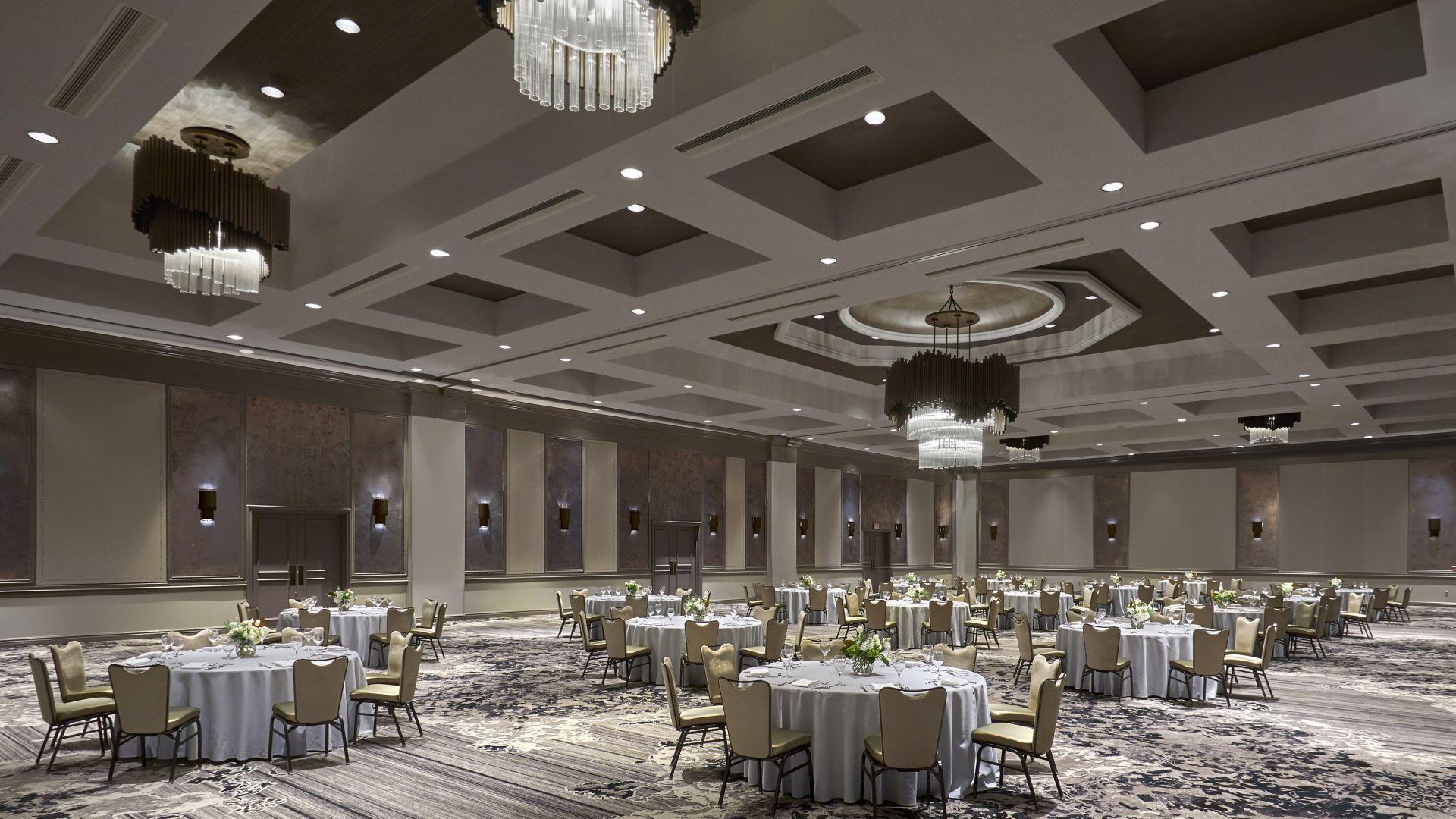 Nashville Meeting Rooms | Loews Vanderbilt Hotel